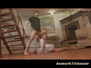 Kamasutra Sex mit meiner Ballerina