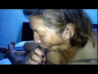 kolumbianisch Oma