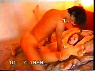 Amateur-Porno-Filmaufnahmen