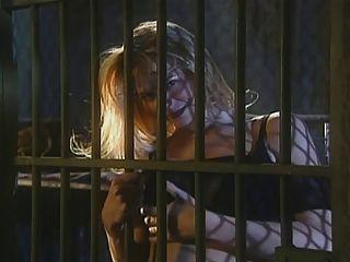 Frauen in Raumschiff Gefängnis