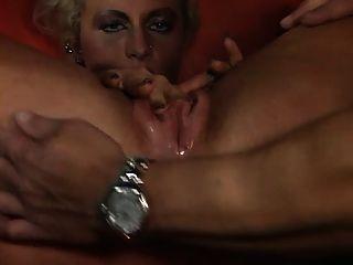 gepumpten Pussy 4 (hochhackige Stiefel)