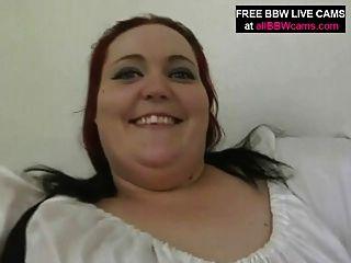 wow riesigen ass bbw roten Kopf fickt ihre Muschi mollig Titten 1