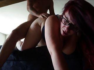 hartes anal mit vollbespermung