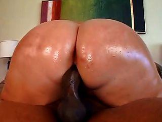 bbw nass Beute in anal Abenteuer