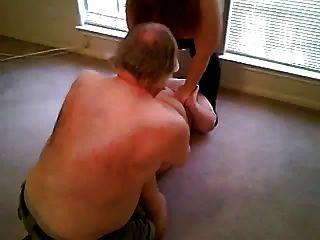 Halb nake zu nackt bbw Ringen