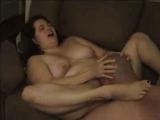 kurvige Frau mit ihrem Liebhaber vol1
