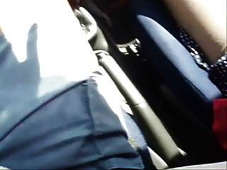 Kompilation Sex mit devine Füße in meinem Auto !!!!!