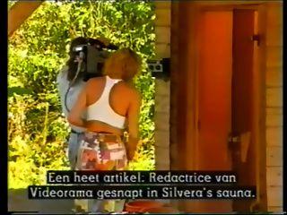 Gärtner fickt 3 Mädchen in der Sauna