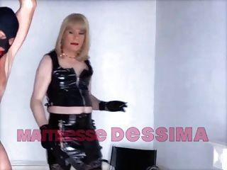 ein geiler Nachmittag mit mme Dessima