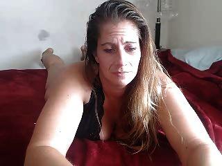 sexy kurvige Milf Webcam teaser
