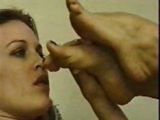 Lesben lecken Fuß (kein Ton)