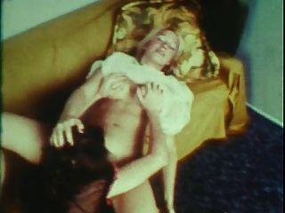 Vintage Gold Sonderausgabe Mädchen nur 3 Szene 8