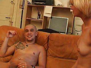Französisch Casting 91redhead blonde anal Babe coqinesudouest