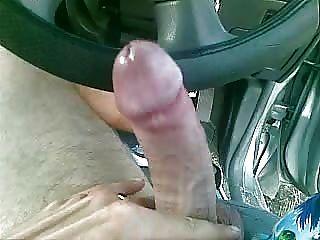 im Auto wieder
