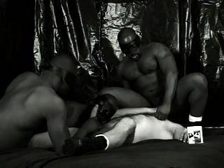 schwarz weiß und heißer Szene 2