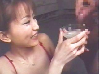 japan Mädchen schlucken 10 abspritzen