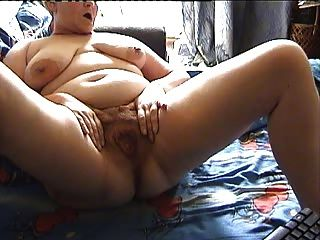 meine Oma Webcam freind Füchsin machen mich Morgen Vergnügen 2