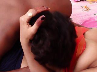 geiles Mädchen Romanze mit Dorf Freund