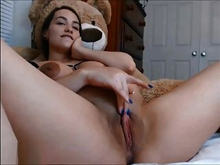 sexy big tits College Mädchen, laktierenden Melken Titten