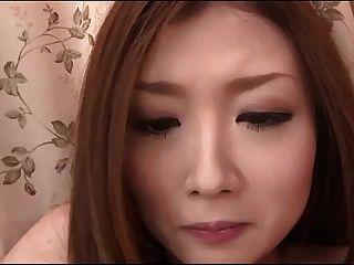 schöne japanische Mädchen