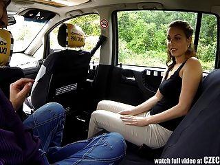 erstaunlichen Sex in Taxi