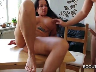 sweetsinner mom helps not son with escort