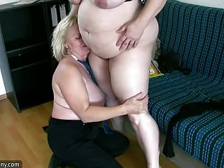 oldnanny sexy mollig reife und bbw Oma