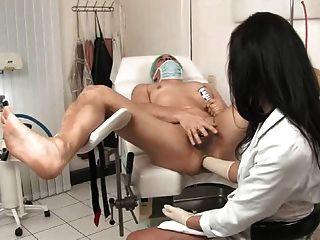 tief Prostata-Untersuchung