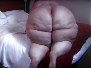 bbw Cellulite große Beute Shakin