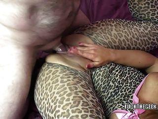 blonde Milf skylar rae bekommt ihre reifen Pussy schlug