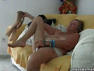 Mutter ist frigging die Liebe Muskel