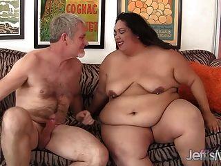 Fett latina bbw lorelai Givemore einen fetten Schwanz Reiten