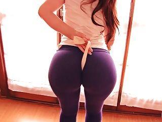 Site ass tight leggins watch perfect