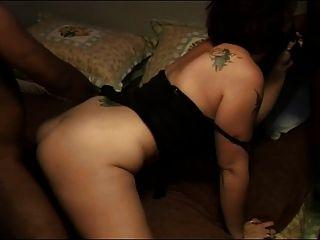 funny, sexy, sensual Frau berührt Bedeutung touched man
