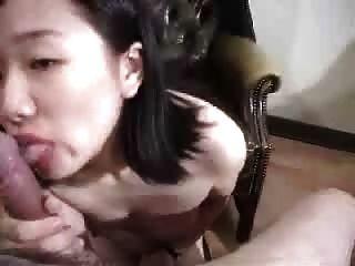fantastische asiatische necken und saugen