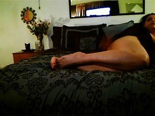 oggoddess Füße, Beine und großer Arsch!
