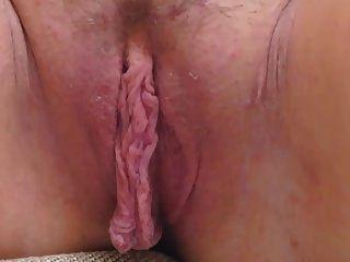 Brünette Harper schöne Pussy und Titten