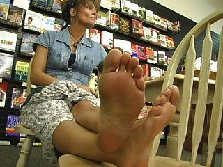 mehr sexy reifen Füße