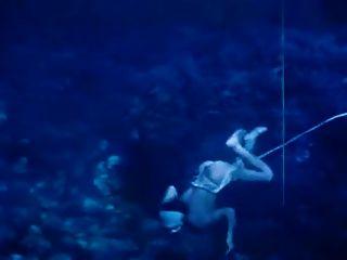 japanische ama taucher unterwasser 1963