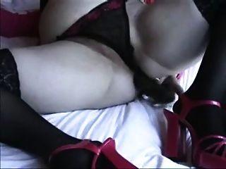 bbw gurke masturbation
