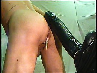 Cock milking tube