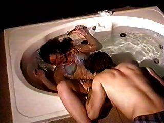 Bad Unterwasser-Sex