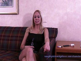 big boob blonde Gnade Holz Porno Vorsprechen und Creampie