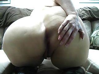 Hintern posieren