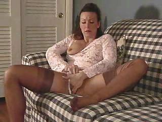 sexy in spitze und strümpfe