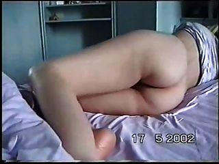 schwer schwangere Mädchen gefilmt von Mann 6m