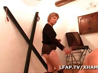 extreme paar amateur libertin corrige par la maitresse