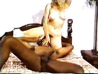 oldie von blonde fucking ihr erster schwarzer Mann