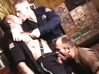 Rauchen Cops \u0026 Lieferung Mann