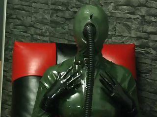 Gummi maskiert Dom